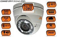 Внутренняя купольная IP камера