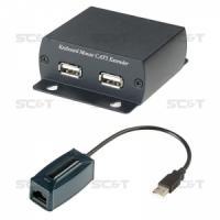 Удлинители USB, клавиатуры, мыши